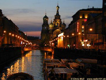 Stpetersburg Russland Bilder Pictures Reise Reisebericht